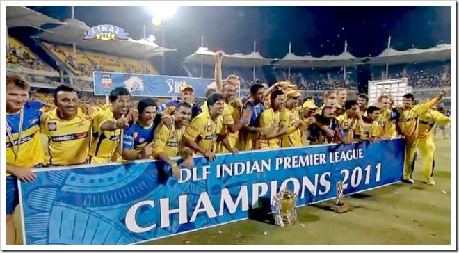 IPL2011-CSK-Winners