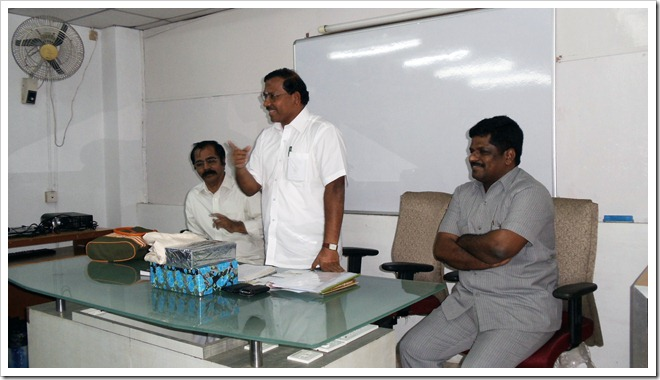 KTS Meeting on 29August2011