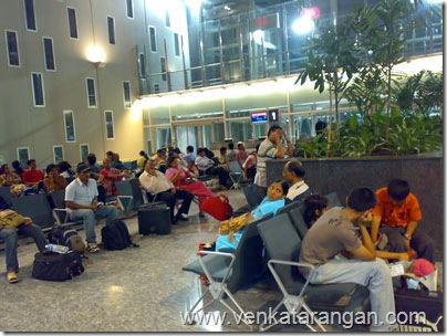 BENGALURU INTERNATIONAL AIRPORT - GATES
