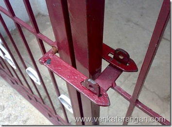 DIFFERENT TYPE OF AN ALDROP (GATE LATCH)