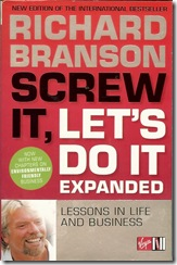Richard Branson Screw It, Let's Do IT