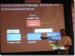 PerformancePoint v1.0 Roadmap