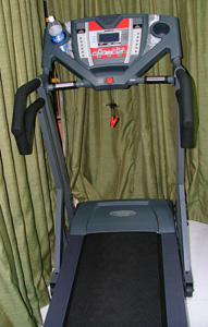 My New Treadmill