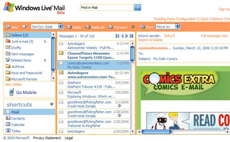 Windows Live Mail (Beta)
