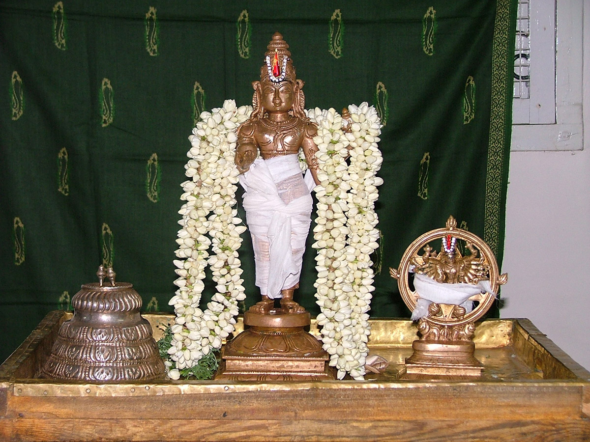 Utsava Idol of God Danvantri