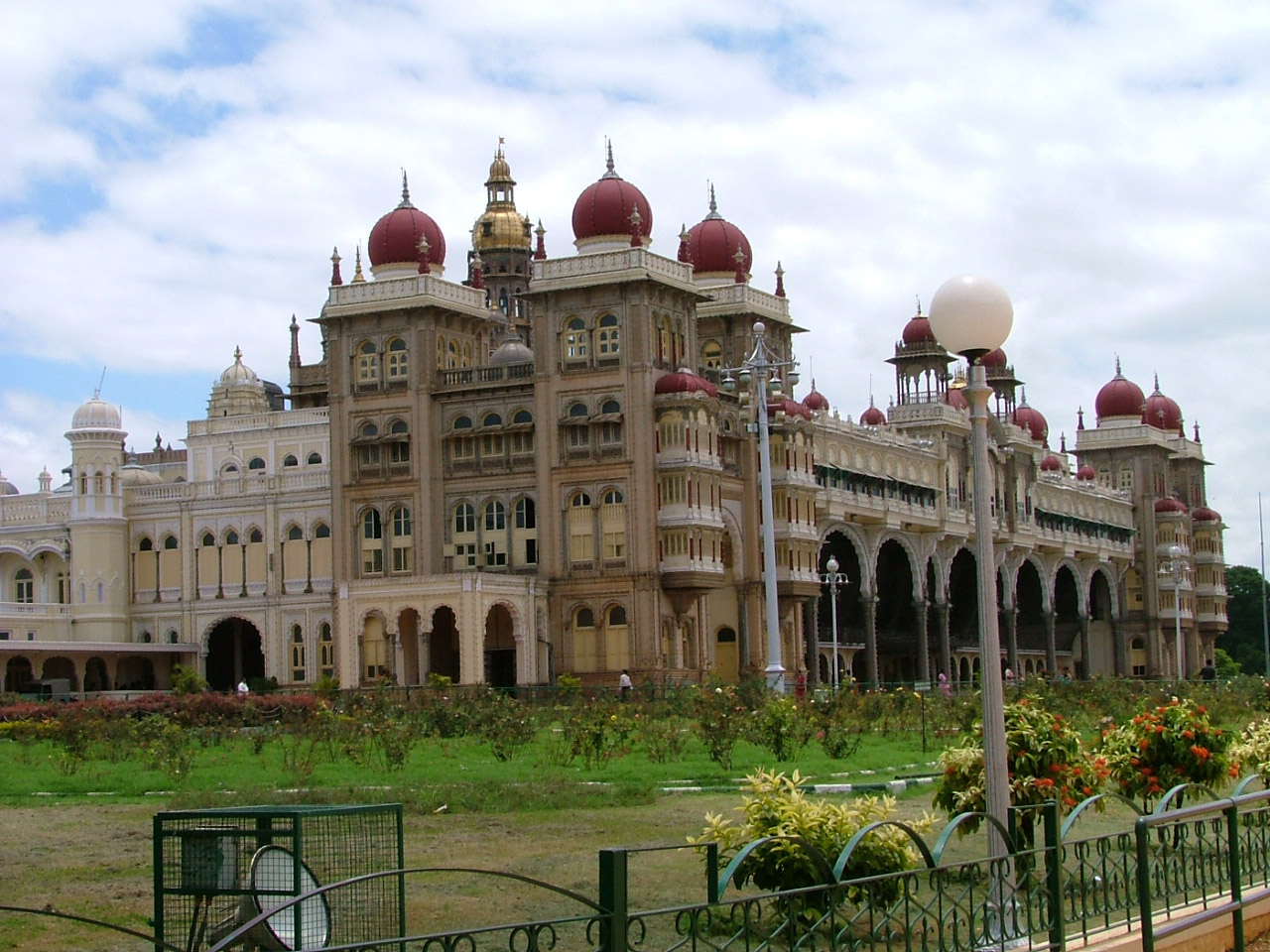The Grand Mysore Palace