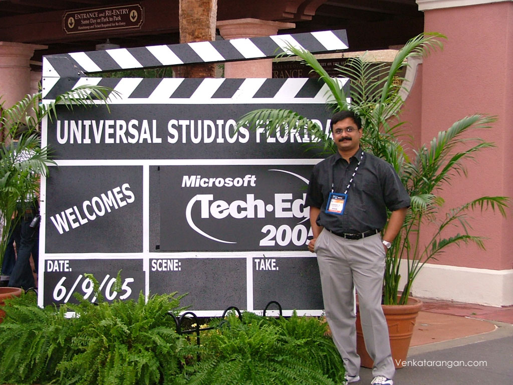UNIVERSAL-TechEd2005 1