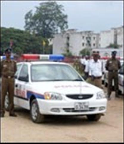 Hyundai Donates 100 Accent Cars to Chennai City Police
