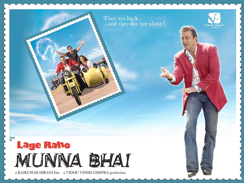 Lage Raho Munnabhai (2006)