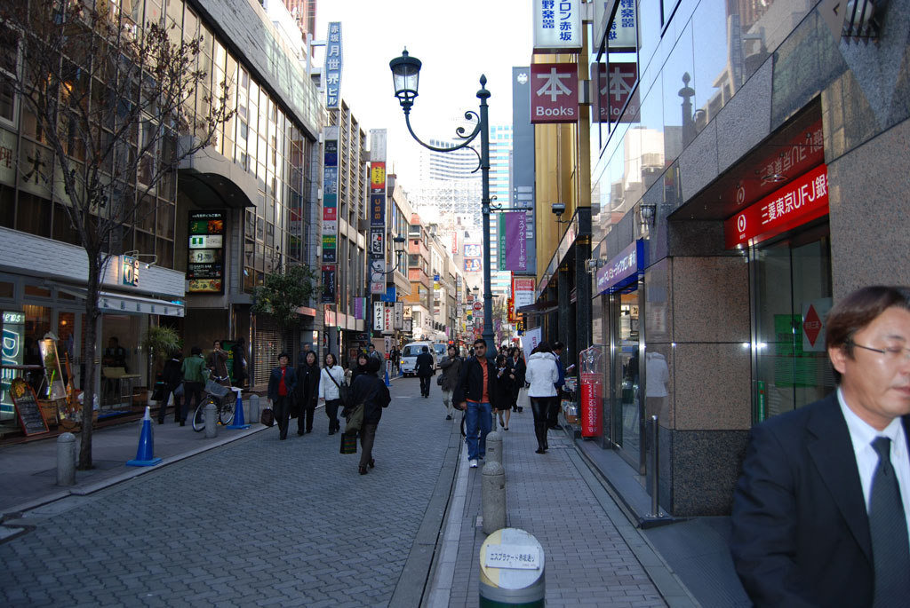 Streets of Tokyo (2007)