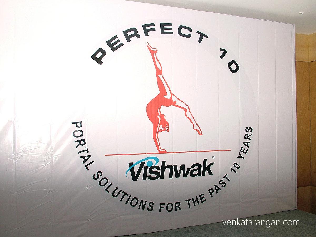 Vishwak 10th Anniversary