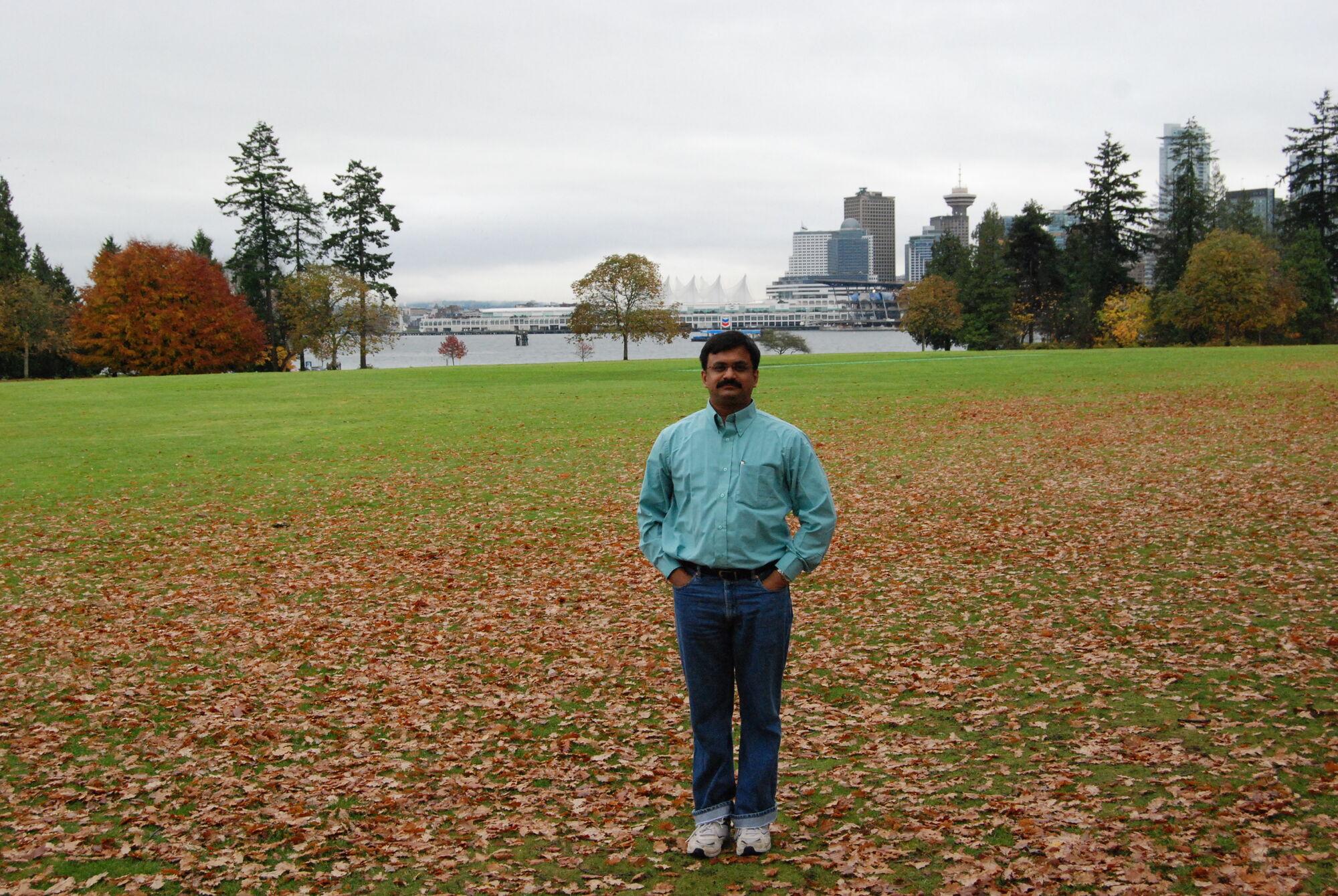 Stanley Park, Vancouver BC, Canada