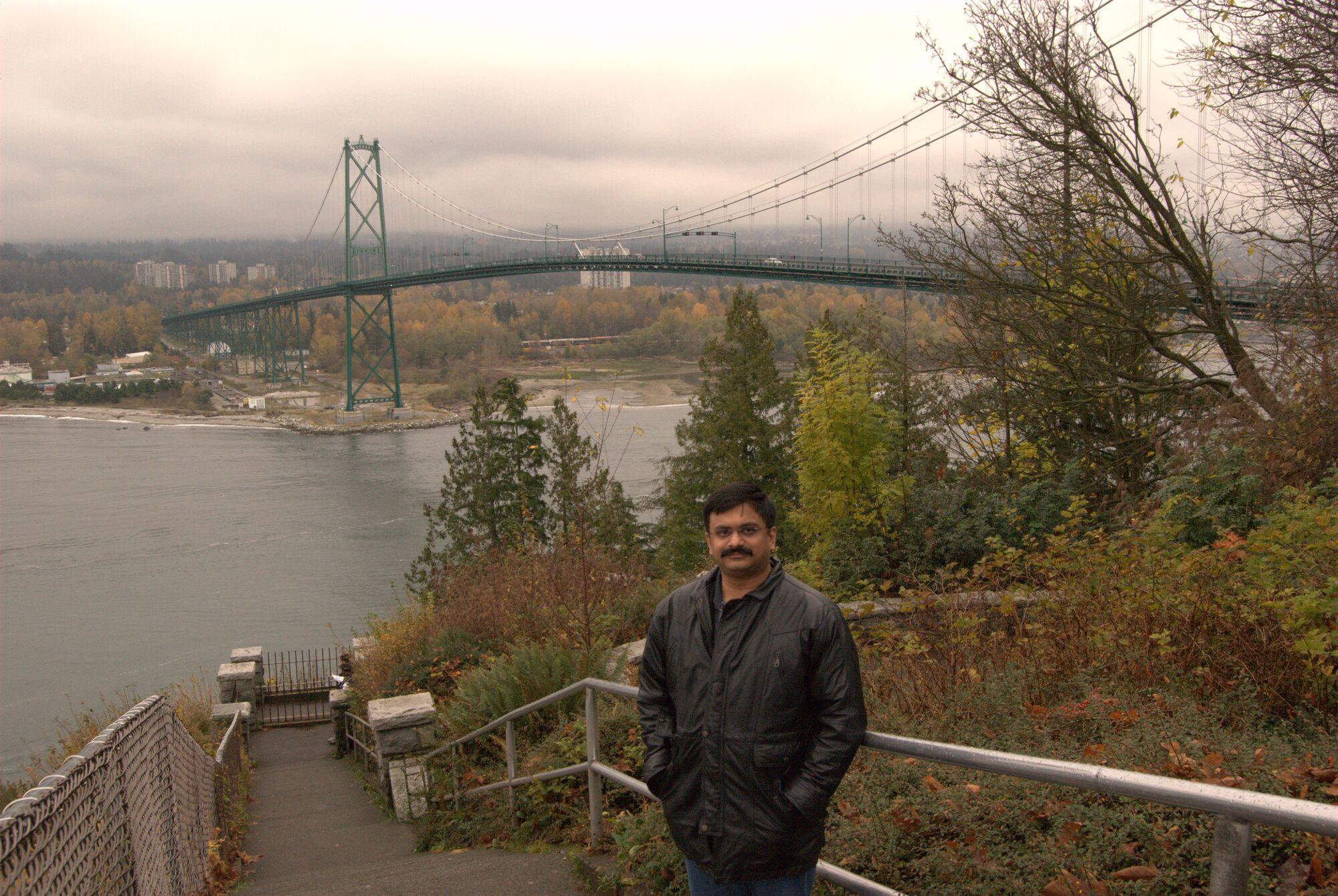 Lions Bridge, Vancouver BC