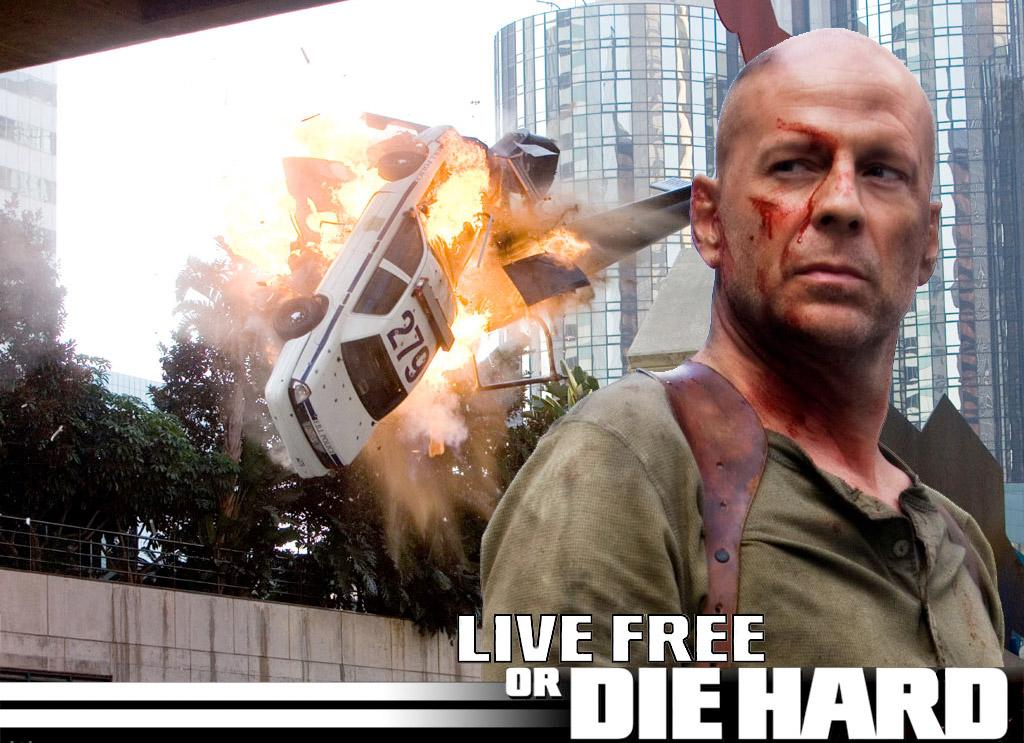 Live free or Die Hard 4