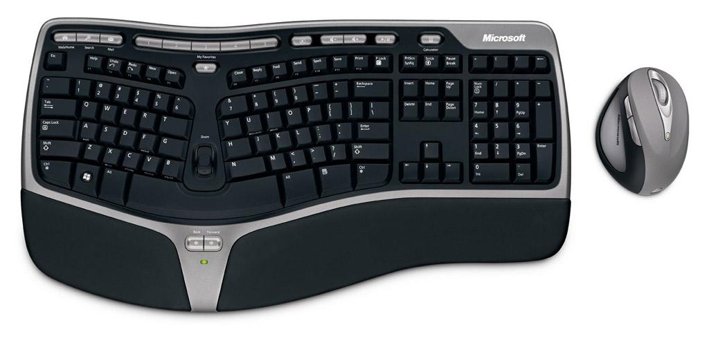 Microsoft Natural Ergonomic Desktop 7000