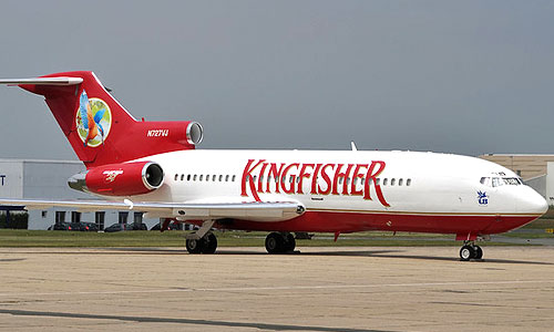 Kingfisher Airlines in 2006