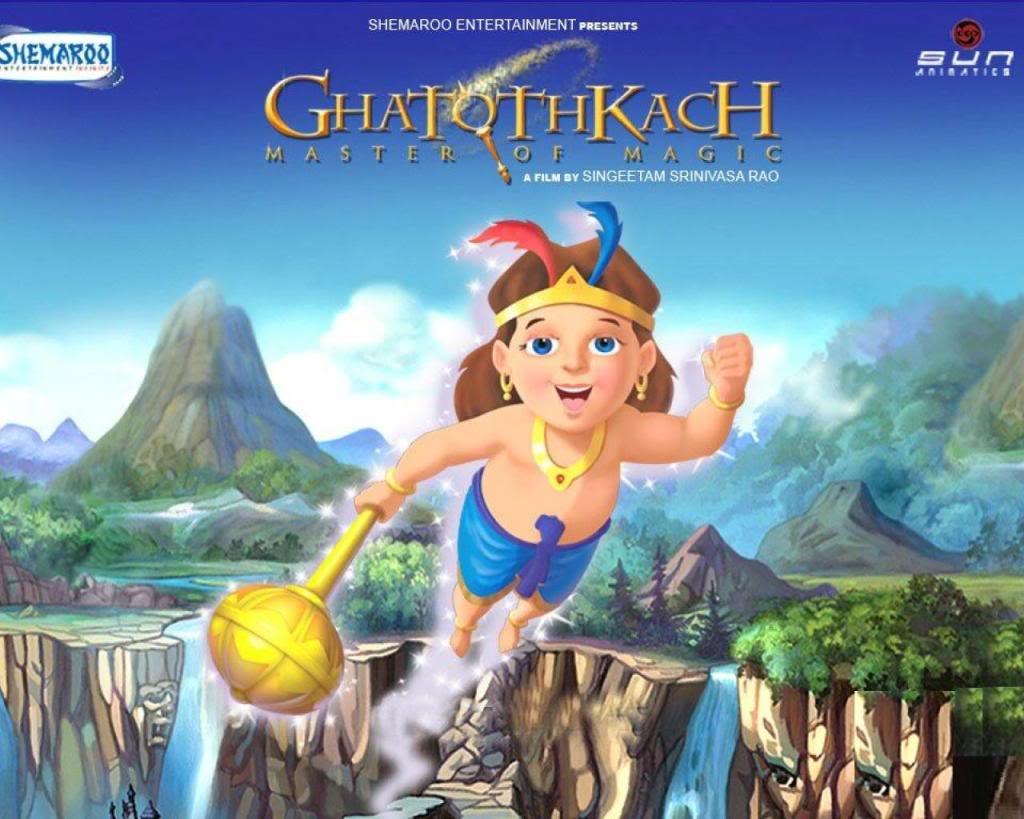 Ghatothkach (2008)
