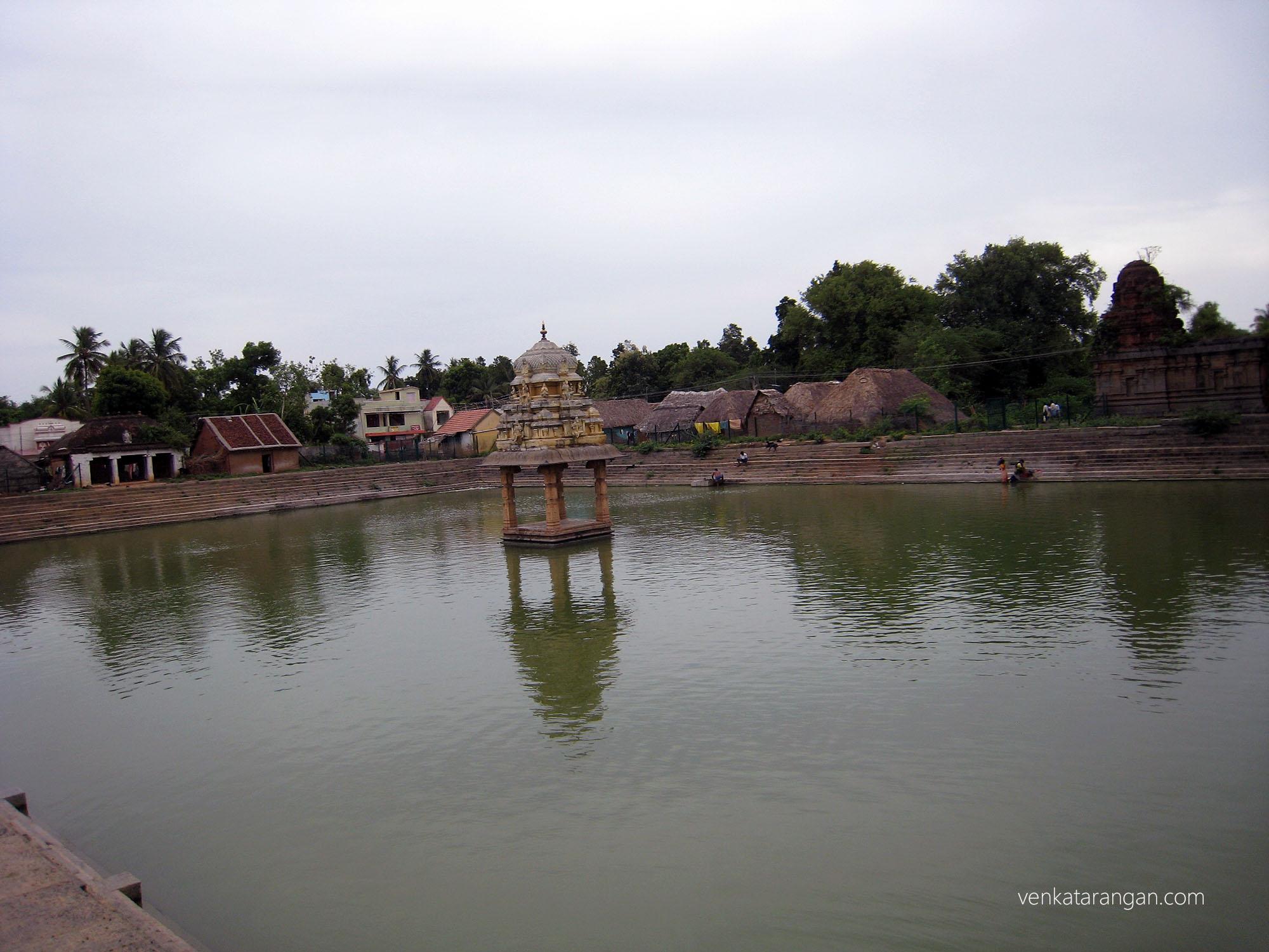கோயில் புஷ்கரணி குளம்