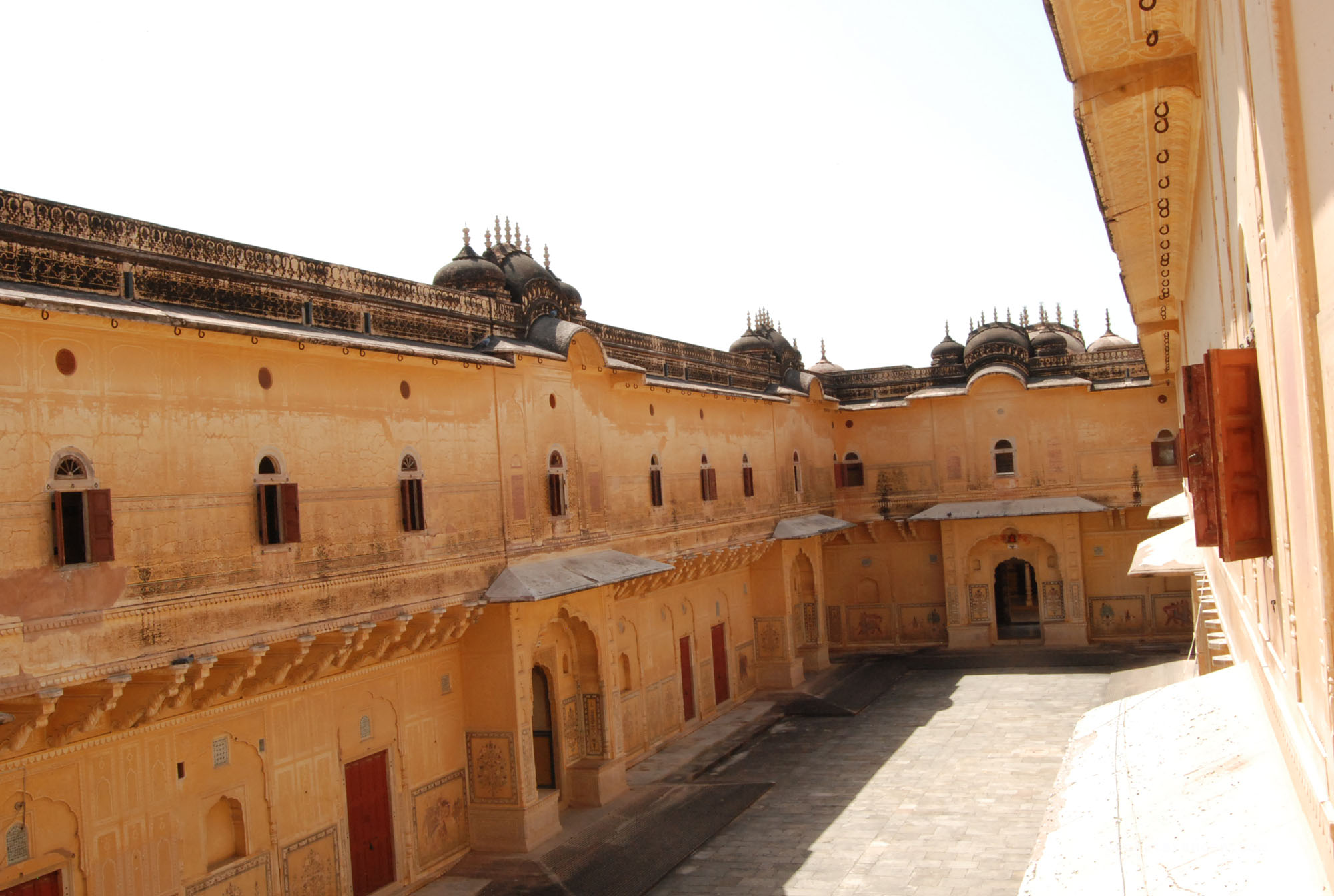 Madhvendra Palace in Nahargarh Fort