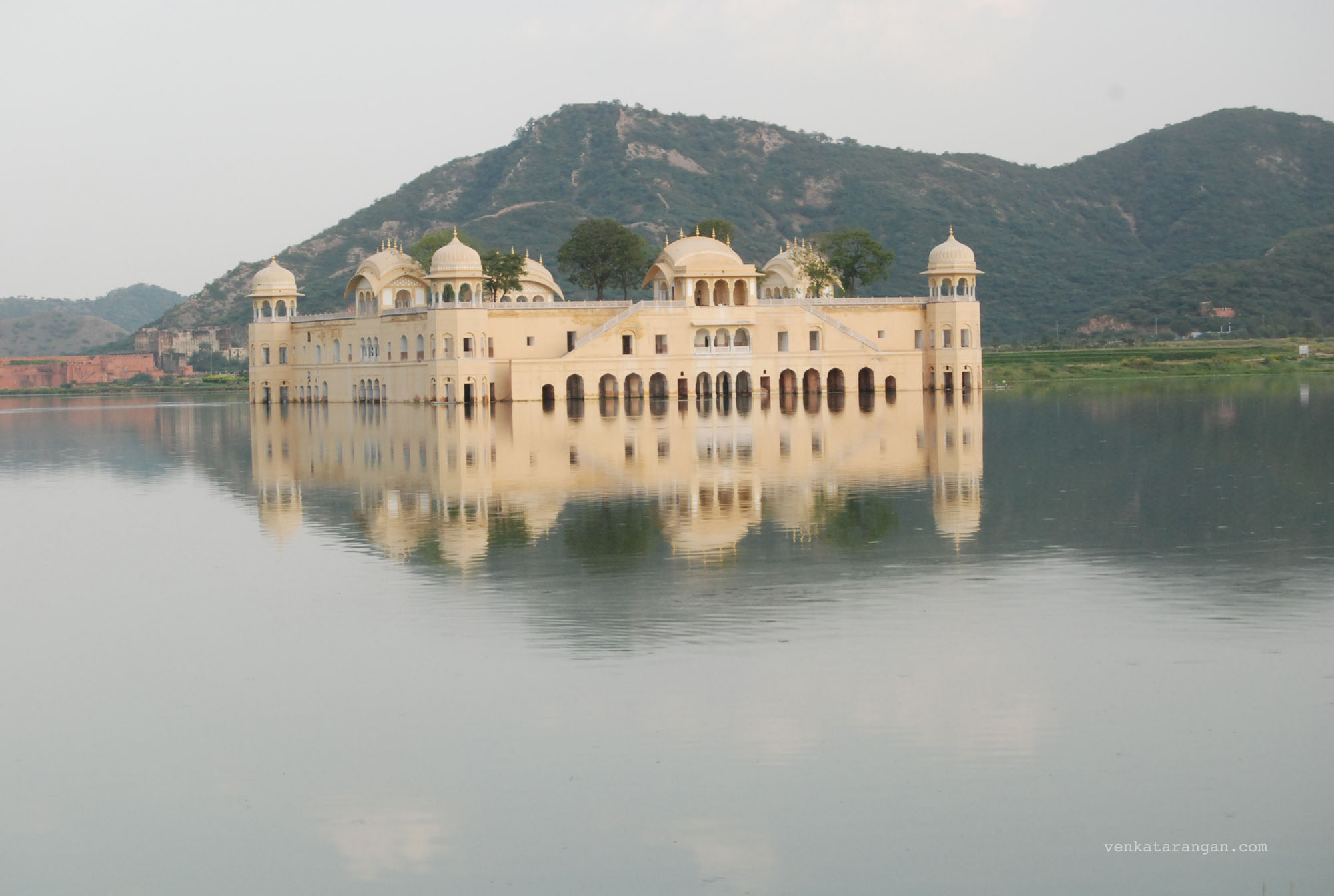 Jal Mahal, Amer, Jaipur