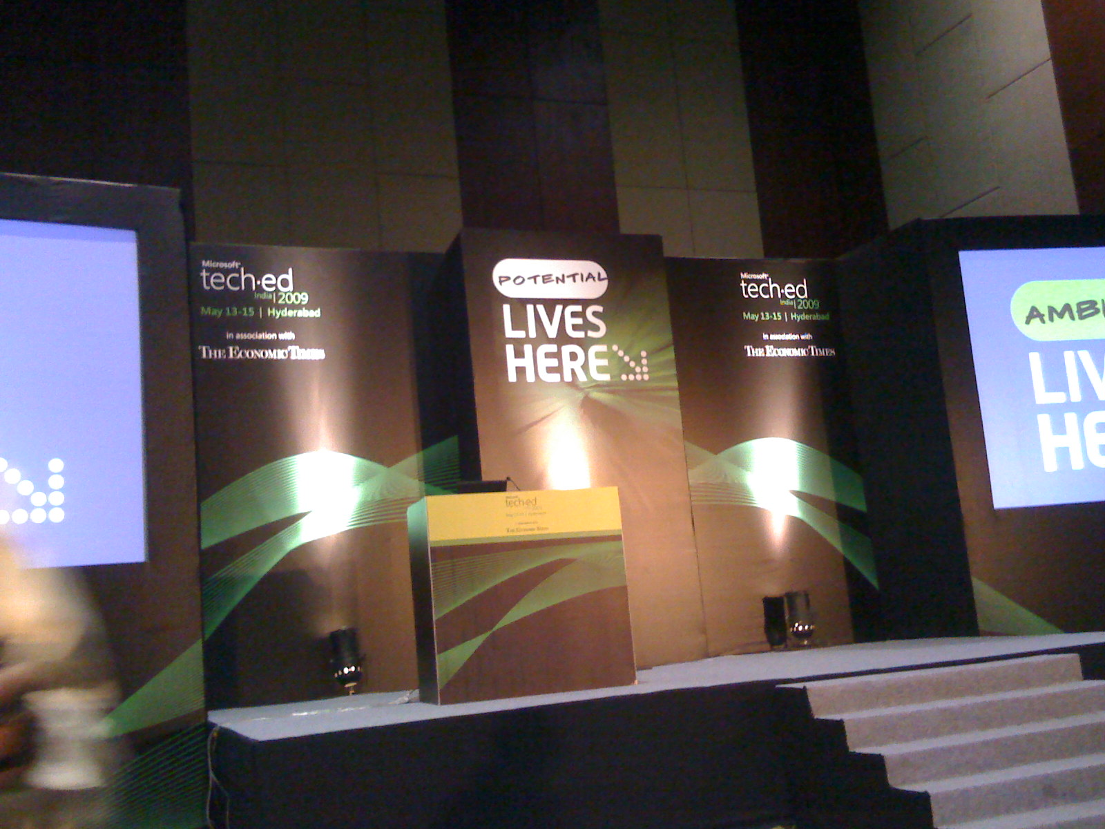 Tech Ed India 2009 Cloud Track