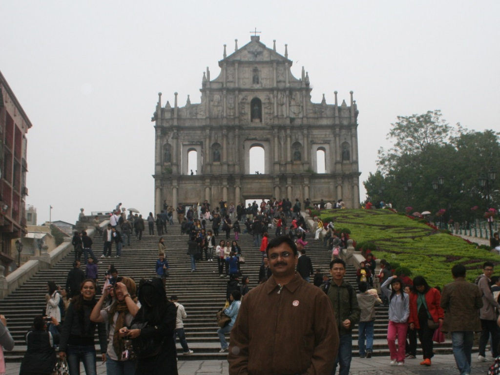St Paul Cathedral, Macau