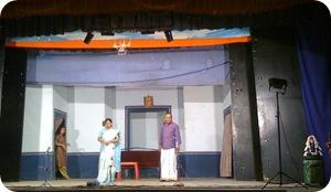 Kathadi Ramamurthy in Ah Ah Aha