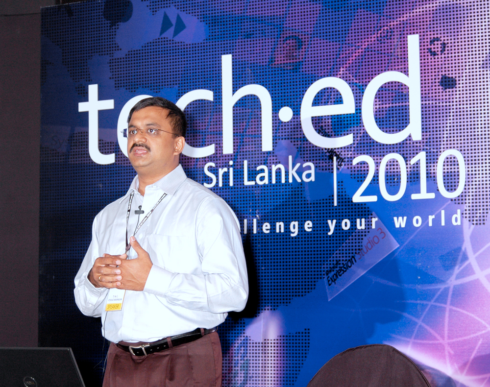 Tech Ed 2010 Sri Lanka