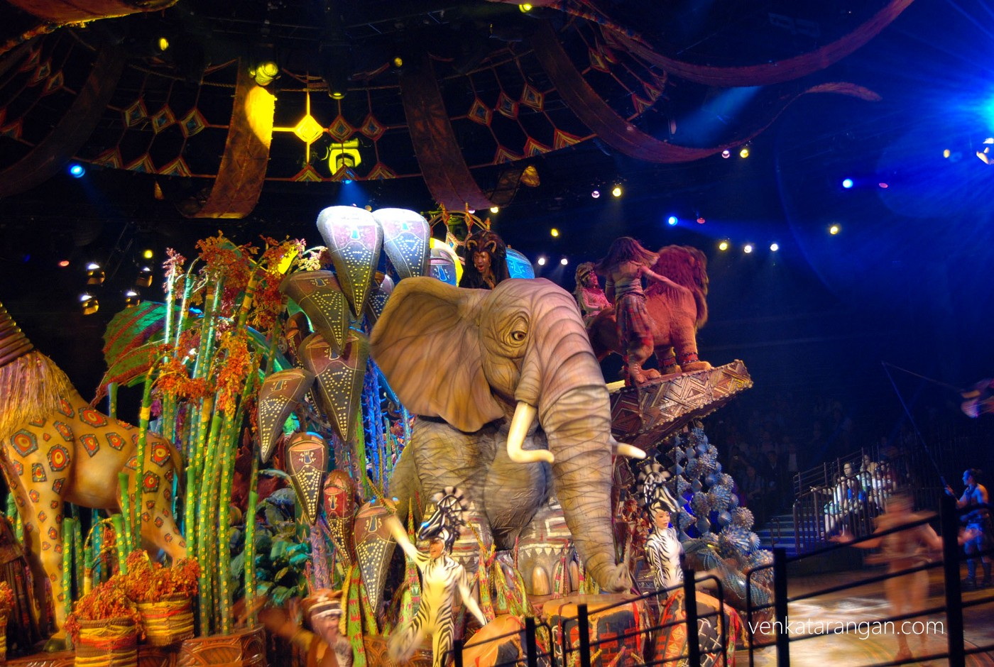 Simba - The Lion King show