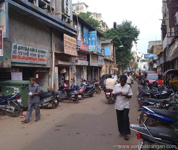 Sri Gujarati Mandal Broadway, Chennai