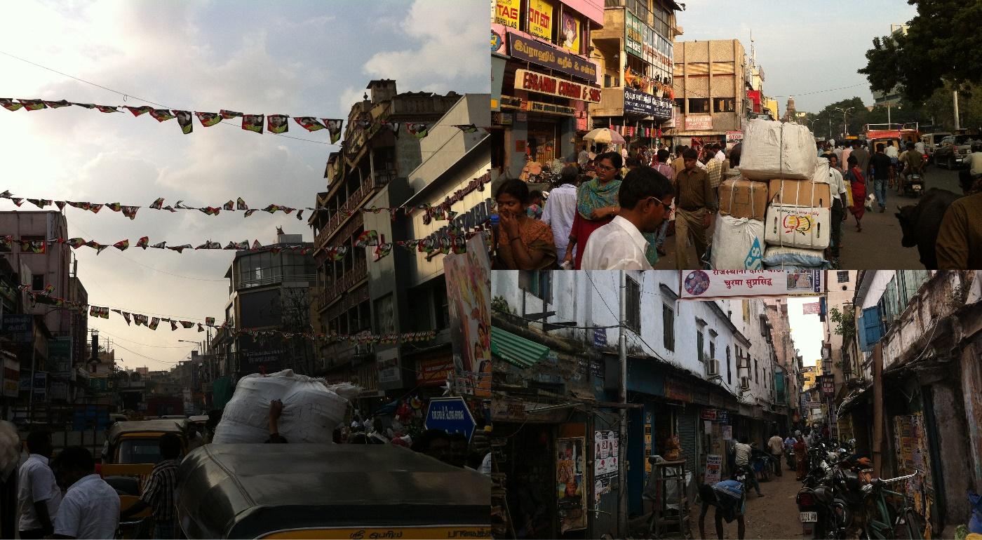 Sowcarpet, Chennai