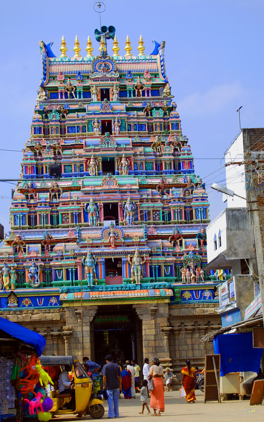 Uppiliappan Temple aka Thiruvinnagar of Venkatachalapathy Temple