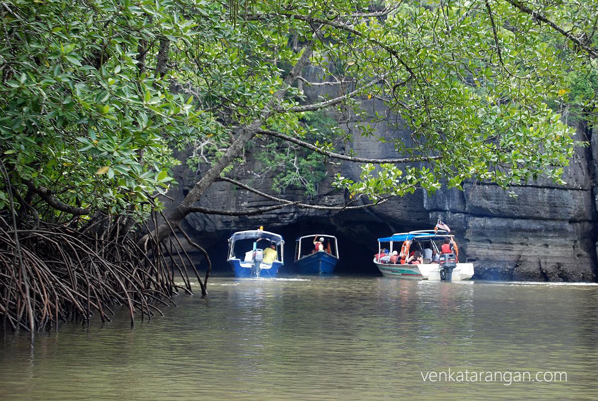 Langkawi Kilim Geoforest Boatride