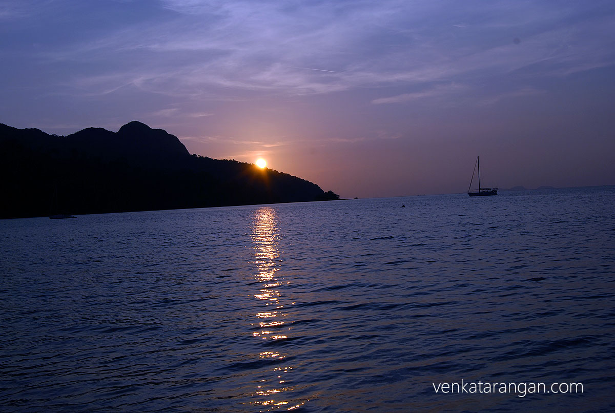 Langkawi - The Andaman Resort SunRise