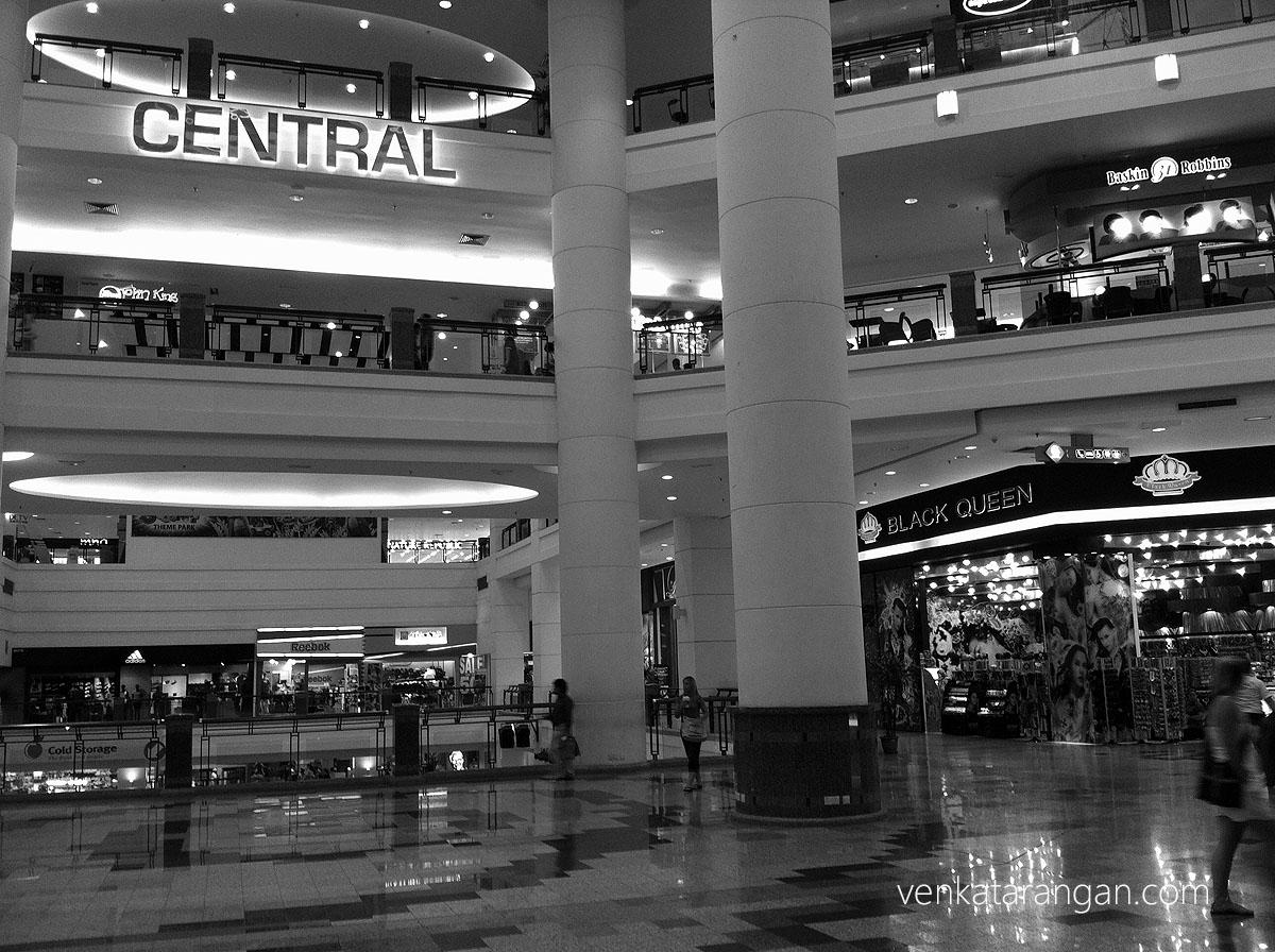 KL Berjaya Times Square Mall