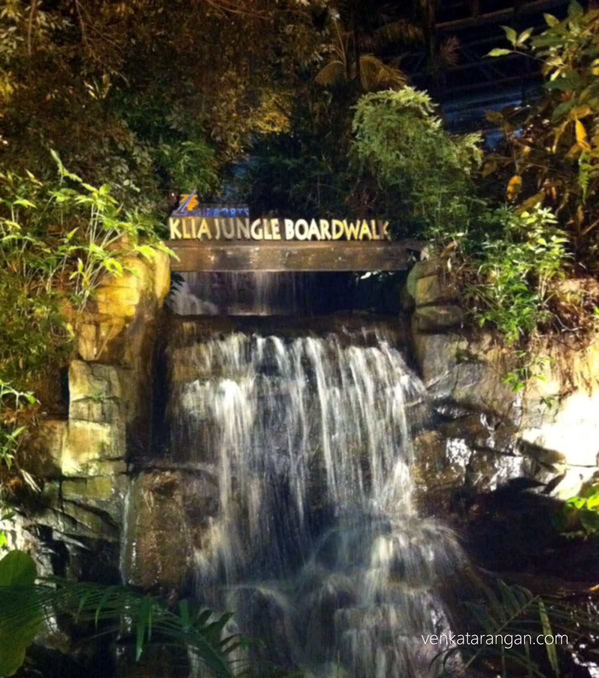 KLIA Jungle Board Walk