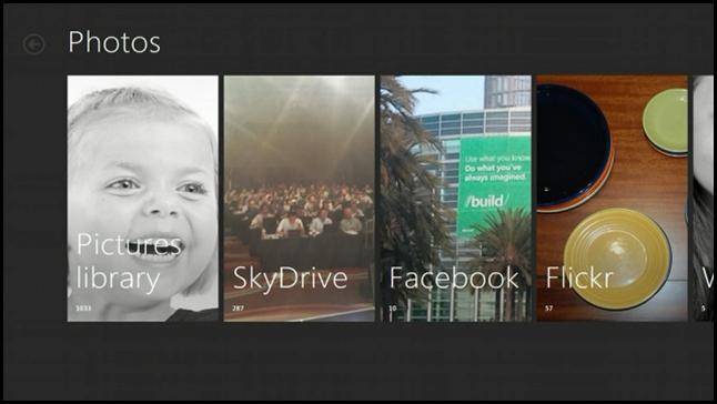 Windows Live Photo Gallery for Windows 8