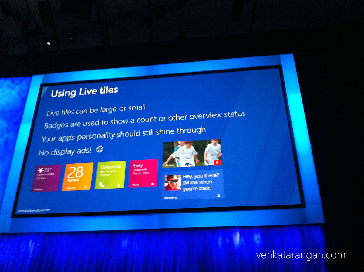 Live Tiles: Large or Small