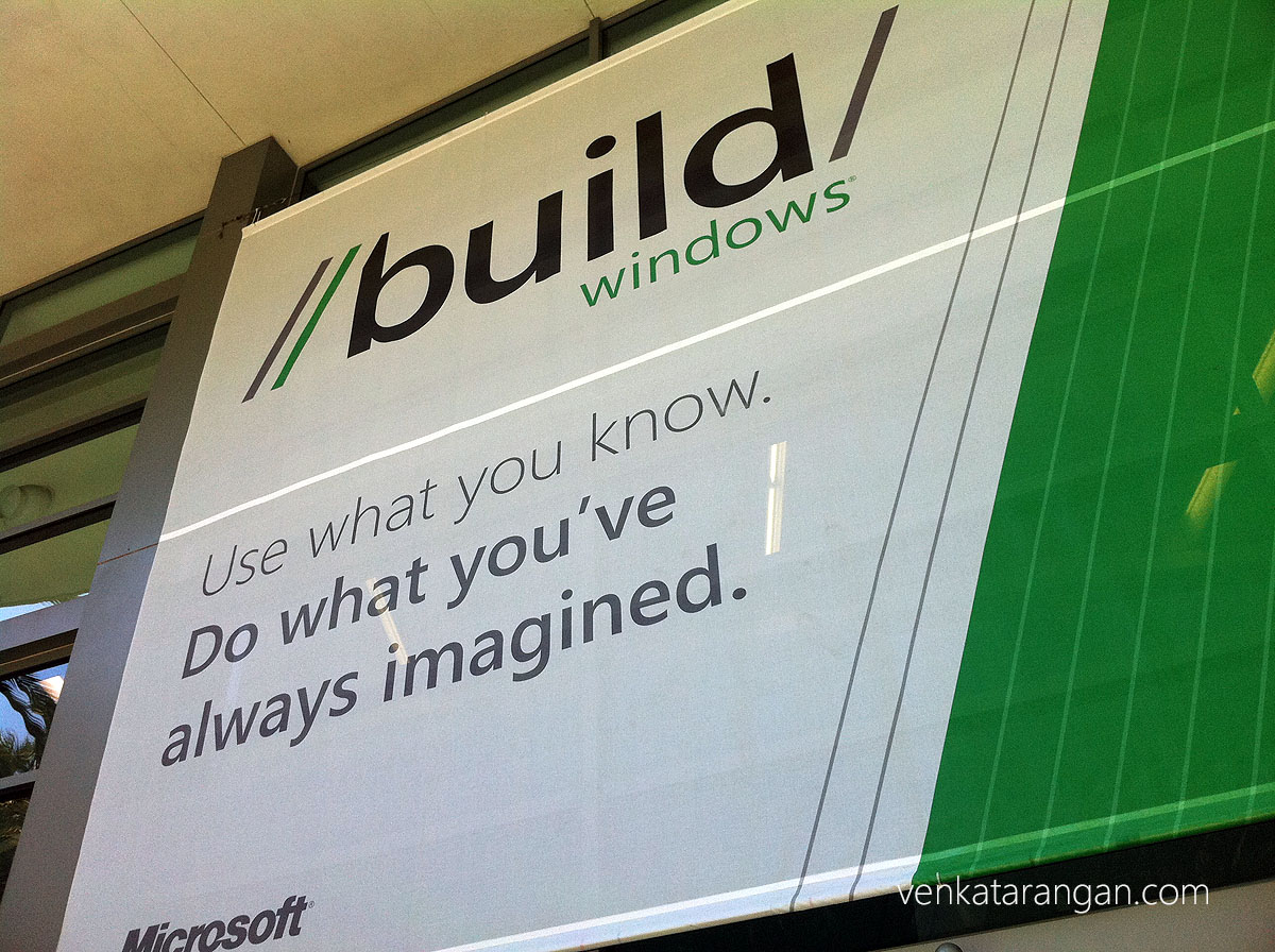 Microsoft Build 2011