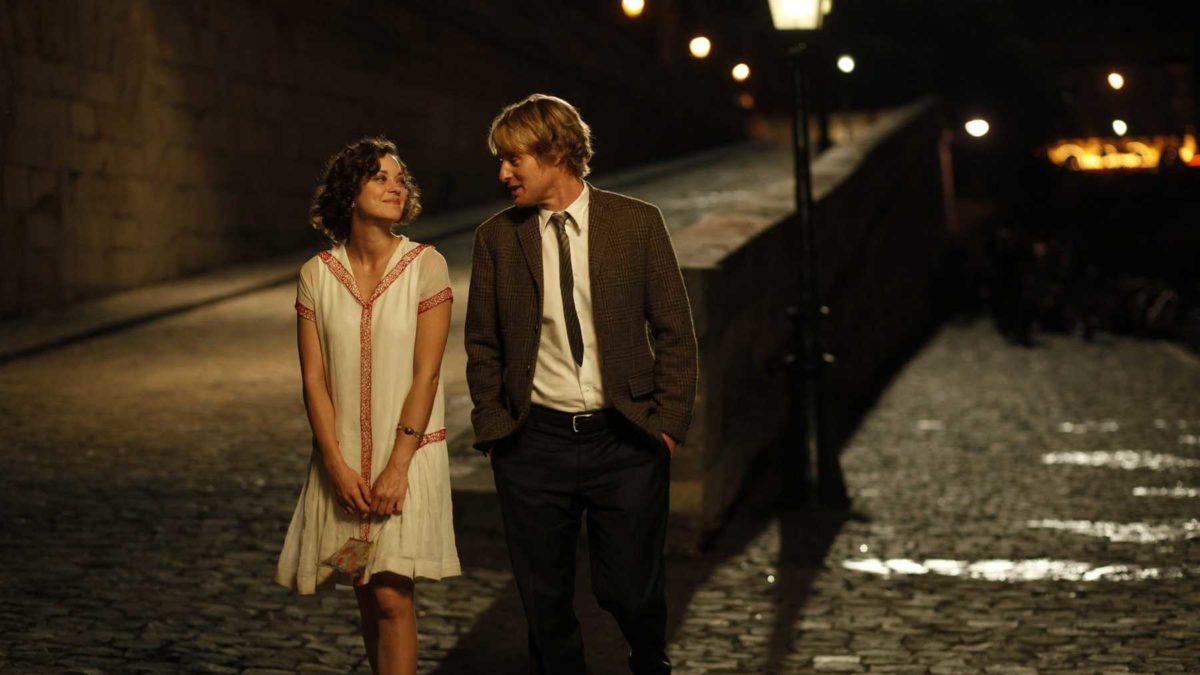 Midnight in Paris (2011) - Rachel McAdams & Owen Wilson