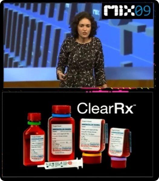 Deborah Adler ClearRX Pill Bottles