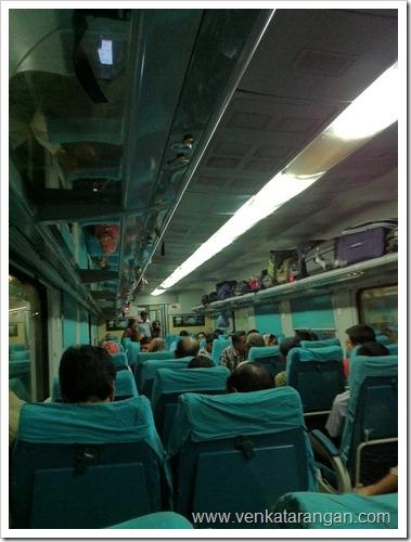 Shathapthi Express