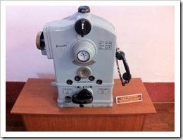 Block Instrument - Bangalore City Station Museum