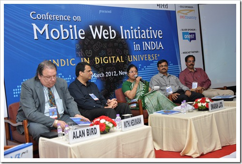Challenges of Indic Adoption on Mobile Web