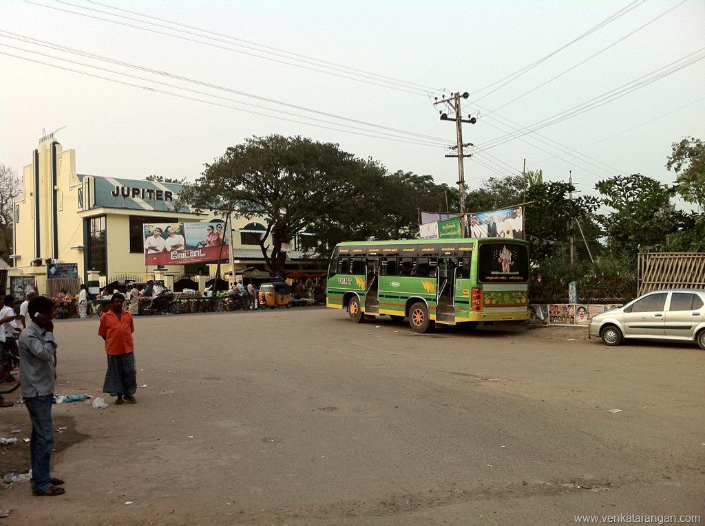 Jupiter Theatre, Thanjavur