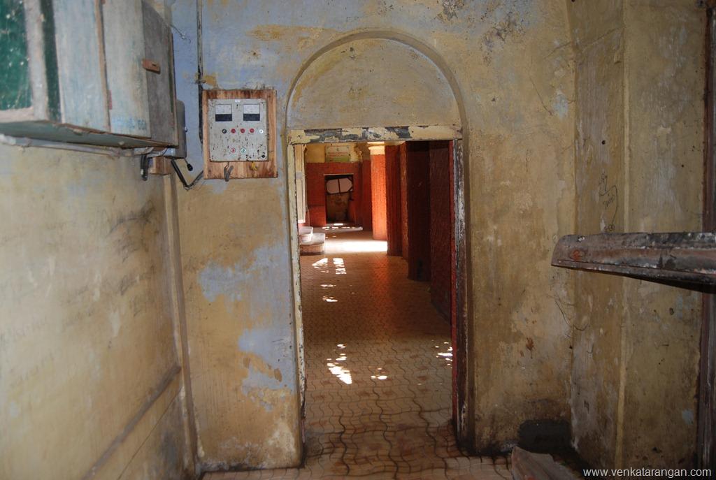 Corridor - Serfoji's Memorial Hall Museum