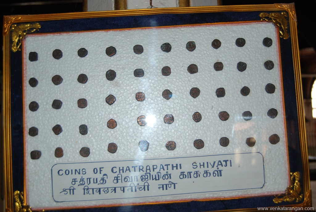Coins of Chatrapathi Shivaji