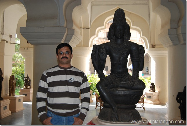 Art Musuem in Thanjavur Palace