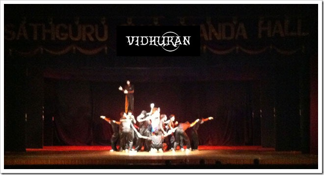 Vidhuran mime play