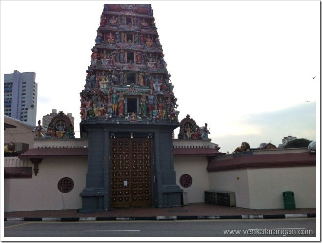 Mariamman Temple, Singapore